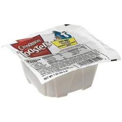 Malt-O-Meal Cinnamon Toasters Single Serve Bowl Pack Cereal