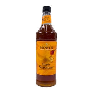 Monin Honey Sweetener - 1 Ltr.