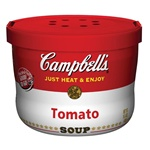 Campbell's Tomato Bowl Soup Red and White 15.4 Oz.