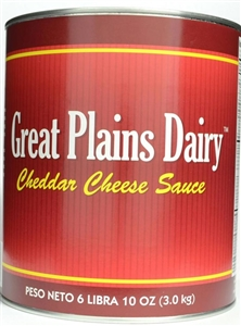 Gehls Plains Great Cheddar Sauce