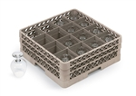 Traex 16 Compartment Rack Beige