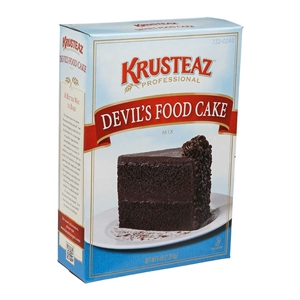 Continental Mills Krusteaz Devils Food Cake Mix - 5 Lb.