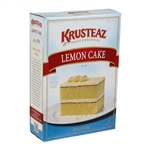 Continental Mills Krusteaz Lemon Pound Cake Mix - 5 Lb.