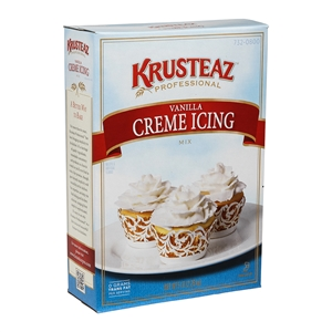 Continental Mills Krusteaz Icing Mix White - 5 Lb.