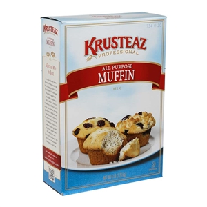 Continental Mills Krusteaz Basic Muffin Mix - 5 Lb.