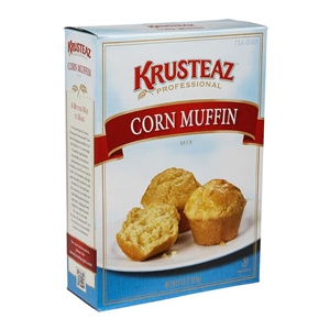 Continental Mills Krusteaz Corn Muffin Mix - 5 Lb.