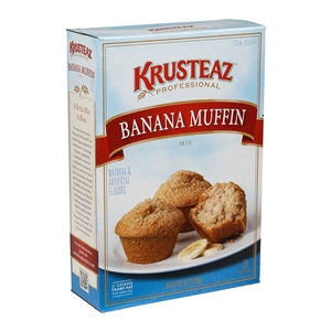 Krusteaz Banana Muffin Mix - 5 pound