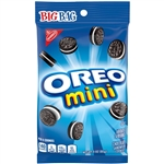 Kraft Nabisco Oreo Mini Chocolate Sandwich Snack - 3 Oz.