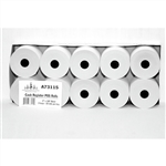 Evergreen Bond Register Roll -  3 in. x 165 Ft.