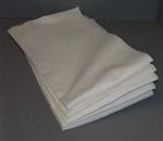 Medium Weight White Wipe - 13.5 in.  x 24 in.