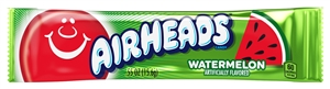 Perfetti Van Melle Single Open Stock Watermelon Airheads