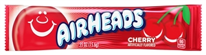 Perfetti Van Melle Single Open Stock Cherry Airheads