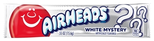 Perfetti Van Melle Single Open Stock White Mystery Airheads
