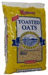 Krusteaz Cereal Toasted Oats - 35 oz.