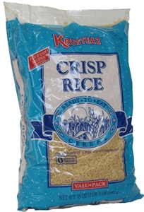 Continental Mills Krusteaz Krisp Rice Cereal - 35 Oz.
