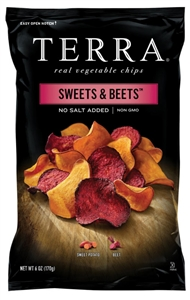 Terra Sweets and Beets Chips - 6 oz.