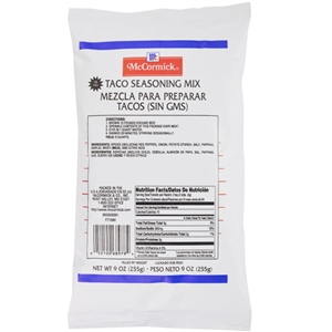 McCormick Taco Seasoning Mix Pouch 11 oz.