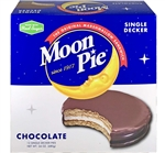 Chattanooga Single Decker Moonpies Chocolate Snack