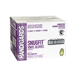 Handgards Extra Large Powder Free Vinyl Glove Clear