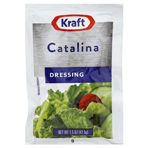 Kraft Nabisco Portion Control Catalina Dressing - 1.5 Oz.