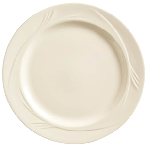 World Tableware Endurance Undecorated Plate - 10.25 in.