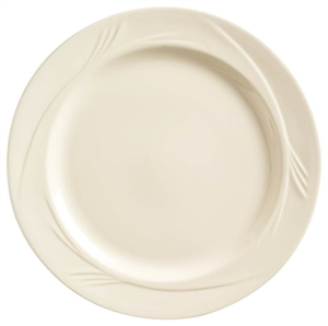 World Tableware Endurance Undecorated Plate - 9 in.