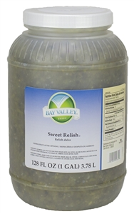 Bay Valley Premium Sweet Relish 1 Gallon