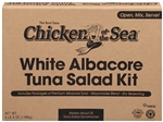 White Albacore Tuna Salad Kit With Mayo - 70 Oz.