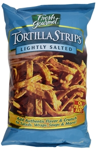 Sugar Foods Fresh Gourmet Tortilla Strips - 1 Lb.