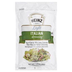 Heinz Light Italian Dress - 1.5 Oz.