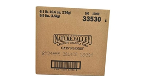 General Mills Nature Valley Oats N Honey Crunchy Granola Bar