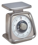 Taylor Rotating Dial Scale - 5 Lb.x 0.5 Oz.