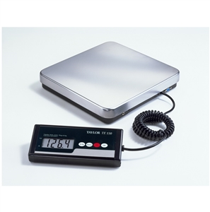 Taylor Stainless Steel Cild Scale - 150 Lb.