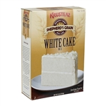 Continental Mills Krusteaz Deluxe Cake Mix White - 80 Oz.