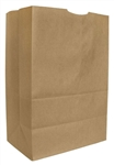 AJM Natural Squat Grocery Sack 57 lb.