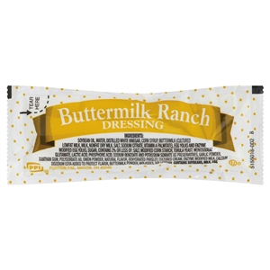 Portion Pac Buttermilk Ranch Dressing 12 Grm.
