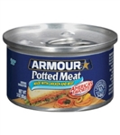 Pinnacle Armour Potted Meat Spread - 3 Oz.