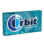 Wrigleys Orbit Wintermint Bubble Gum