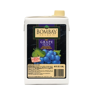 Clement Pappas Bombay Graph Juice - 46 Oz.