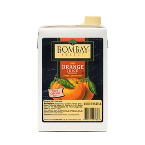 Clement Pappas Bombay Orange Juice - 46 Oz.