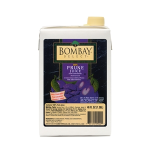 Clement Pappas Bombay Prune Juice - 46 Oz.