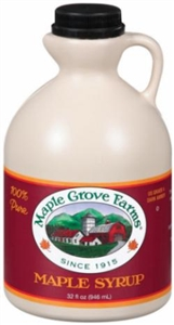 Dark Amber Pure Maple Syrup - 1 Gal.