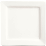 World Tableware Slate Collection Square Plate - 10.6 in.