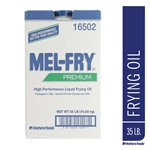 Ventura Foods Mel Fry Free Soy High Performance Oil - 35 Lb.