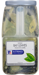 Spice Bay Leaves No Msg - 8 Oz.