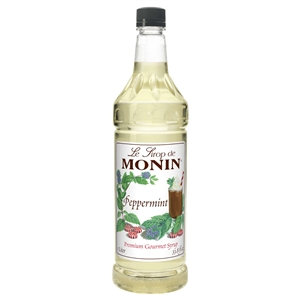 Seasonal Peppermint Flavor Syrup - 1 Ltr.