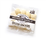Westminster Natural Old Fashioned Oyster Crackers - 0.5 Oz.