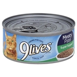 Super Supper 9 Lives - 5.5 oz.