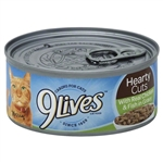 9 Lives Tender Sliced With Real Chicken In Gravy - 5.5 oz.