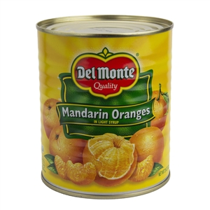 Orange Mandarin Light Syrup - 29 oz.